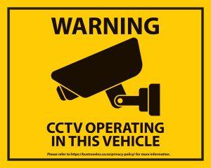 bus-travel-new-zealand-CCTV-signage